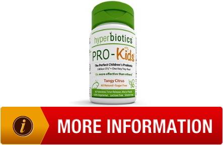 PROKids Childrens Probiotics 60 Tiny, Sugar Free, Once Daily, Time Release Pearls 15x More Effective than Capsules Recommended with Vitamins for Kids Ages 4 and Up Very Easy to Swallow